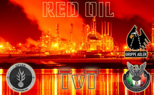 1red oil